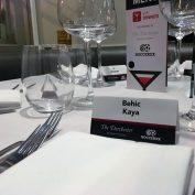 WL WAS IN  SOCCEREX VIP DINNER